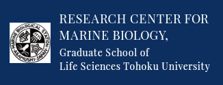 Research Center for Marine Biology,Graduate School of 				Life Sciences Tohoku University
